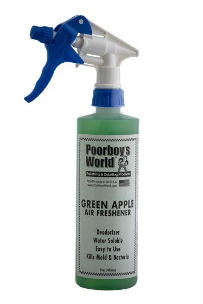 Poorboy's World Air Freshener Green Apple