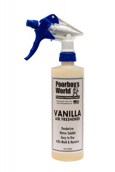 Poorboy's World Air Freshener Vanilla