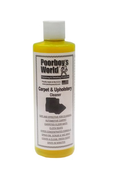 Carpet and Upholstery Cleaner 473ml