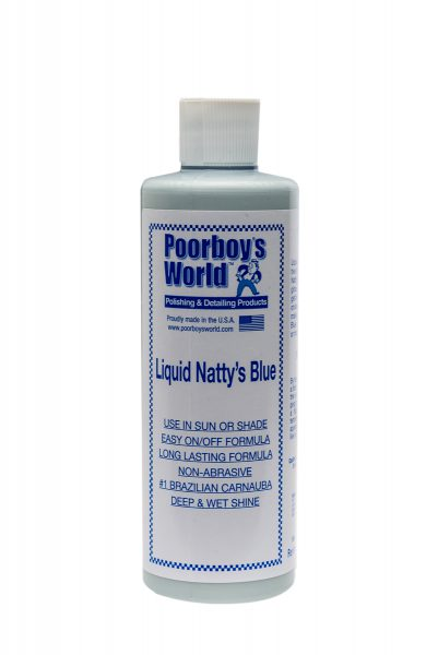 Poorboy's Natty's Liquid Blue