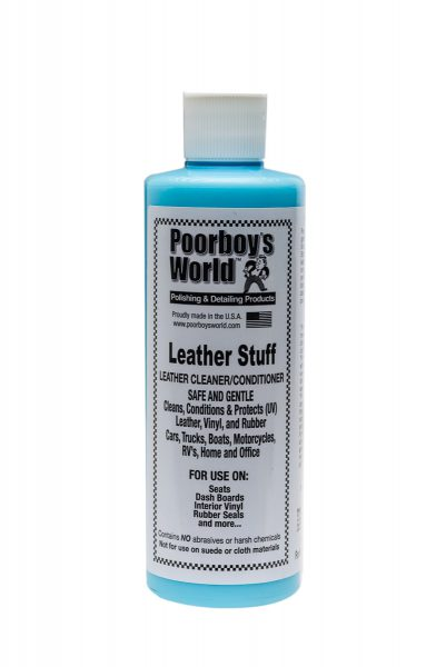 Poorboy's World Leather Stuff