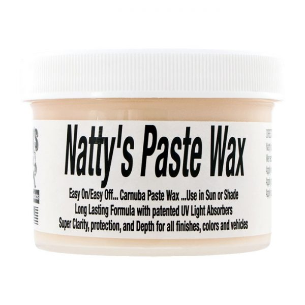 Poorboy's World Natty's Paste Wax 236ml