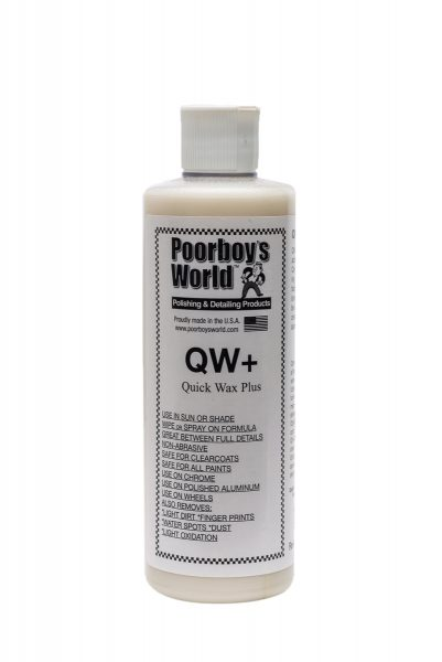 Poorboy's World  Quick Wax Plus (QW+)