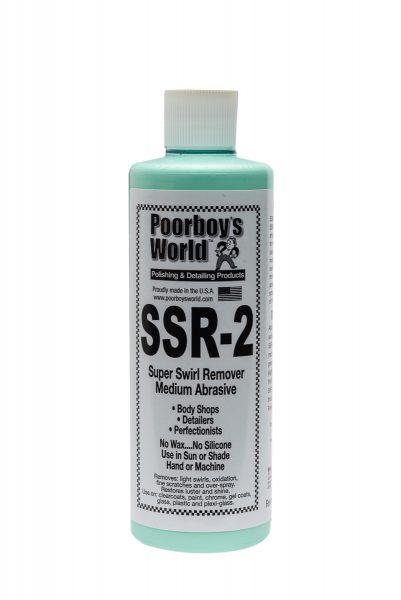 Poorboy's World SSR-2 (Medium Abrasive)