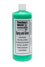 Poorboy's World Spray & Gloss