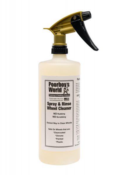 Poorboy's World Spray & Rinse