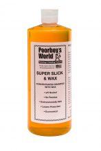 Poorboy's World Super Slick & Wax