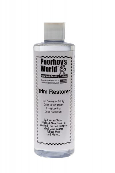 Poorboy's World Trim Restorer