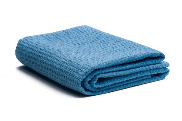 poorboys world waffle weave drying towel