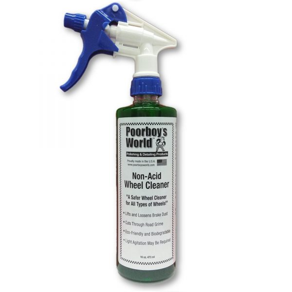 Non-Acid Wheel Cleaner 473 ml